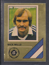FKS-CALCIO STARS 78/79 GOLDEN COLLECTION - # 135 MICK MILLS-che