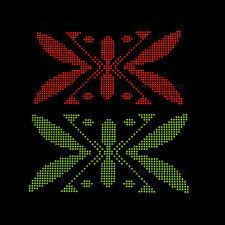 10 pcs 8x8 Dot-Matrix 3mm Red & Green dia. Bicolor LED Display New