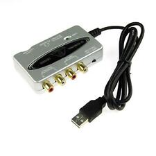 New Behringer U-Control UCA-202 USB Audio Interface Adapter in Box (UCA202) T`