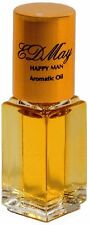 HAPPY MAN Cedar Fragrance Oil Body Oil Skin-safe Men's Cologne Masculine 5 ml