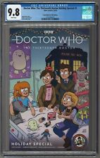 Doctor Who Christmas Special CB4K Comic Books For Kids Variant CGC 9.8 ONLY 200!