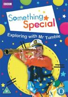 Something Special - Exploring with Mr Tumble [DVD] [2013] New Sealed BBC