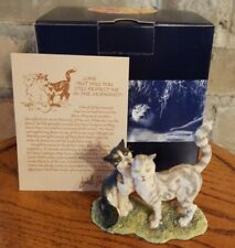 "Lowell Davis ""Will You Still Respect Me In The Morning?"" Cat Figurine by."