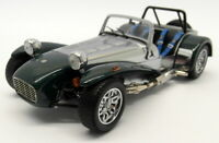 Kyosho 1/18 scale Diecast - 7020 Caterham Super Seven Clam Shell Wing Green