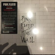 PINK FLOYD THE WALL REMASTERED 2 X LP VINYL ALBUM - 2016 REISSUE -  NEW & SEALED