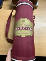 XMAS NEW YEAR MERCIER CHAMPAGNE BOTTLE COOLER LARGE CARRIER FOR 750ml BOTTLE (2)