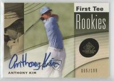2012 SP Game Used Edition /199 Anthony Kim #35