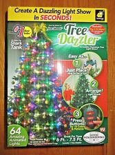 Christmas Tree Lights 16 different Colors & Patterns Remote Attached
