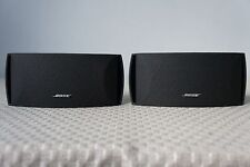 TWO BOSE 321 SPEAKERS