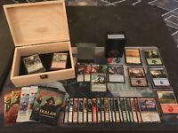 ULTIMATE Magic the Gathering Gift Box - MTG - Planeswalkers, Mythics Collection!