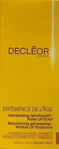 Decleor Resurfacing Gel-Peeling Wrinkle Lift Radiance - 1.69 oz / 50 ml
