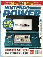 2011 Nintendo Power Magazine #265 March Featuring 3DS Review NewsStand Variant