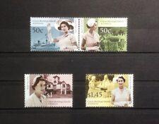 Australia Cocos Keeling Island 2004 50th Anni. Royal Visit Complete Set MNH