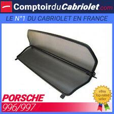 Filet anti-remous coupe-vent, windschott Porsche 996 et 997 - TUV