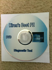 Hiren's Boot CD PE Bootable Password Reset / Data Recovery and other Tools