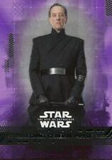 Star Wars Rise Of Skywalker S1 Purple Base Card #39 Allegiant General Pryde
