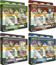 Pokemon TCG: 2016 World Championship Deck SET OF ALL 4 CHAMPION DECKS