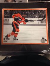 Shayne Gostisbehere Double Mat With 8x10 Photo