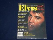 1977 MEMORIES FOREVER ELVIS MAGAZINE - ELVIS PRESLEY - PHOTOS - SP 9899