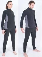 Trespass Mens Womens Thermal Underwear Base Layer Top & Bottoms Thriller