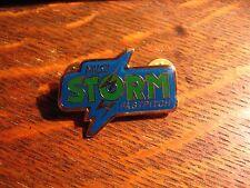 MVSA Storm Fastpitch Pin - Montgomery Village Sports Assoc Maryland Softball Pin