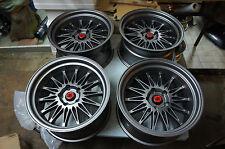 """JDM ATARA kmz14 17"""" pcd114.3X5 wheels 240z silvia 180sx skyline r32 gto 350z s13"""