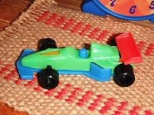 Green Race Sports Car Play Toy fits Fisher Price Loving Family Dollhouse Kid Dol