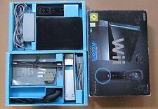 Nintendo Wii Sports Resort Pack Spiele Konsole in Schwarz mit OVP