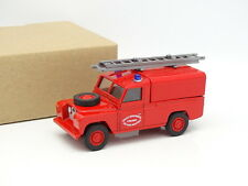 Corgi 1/43 - Land Rover 109 Pompiers Alpes Maritimes