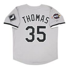 Frank Thomas Chicago White Sox 2005 World Series Grey Road Men's Jersey (M-2XL)