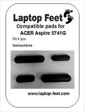 Laptop Feet for Acer Aspire 5741G/5742ser/5747g/5250/51 kit comp (4p. self adh.)