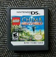 Lego Legends of Chima Laval's Journey Nintendo DS 2013 (GAME ONLY, works)