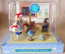 Schooltime With Tiffany Collectors Lane Doll Set Miniature Furniture School Room