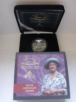 1990 to 2017 Silver Proof £5 Five Pound Royal Mint; choose your date cased + COA