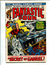 FANTASTIC FOUR #121 THE SECRET OF GABRIEL! (8.5) 1972