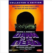 Dawn of the Dead (1978) DVD - George A. Romero (NEW) / NO CASE (Only Cover&Disc)