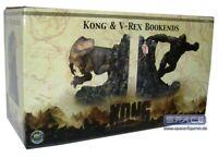 KING KONG KONG VS. V-REX LIMITED EDITION BOOKENDS WETA