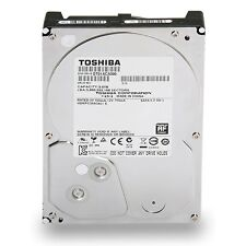 "USED TOSHIBA DT01ACA300 3TB 7200 RPM 64MB Cache SATA 6.0Gbs 3.5"" Internal Drive"