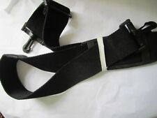 Strap to carry case or bag  NEW STRAP    Black