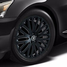 "Set of 20"" Staggered BMW Gloss Black Wheels and Tires Rims for 7 6 5 Series"