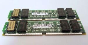 16MB (2 x 8MB) Matched Pair 72-Pin 60ns EDO SIMM