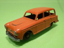 MADE IN ENGLAND AUSTIN A95 WESTMINSTER COUNTRY NO= 15   - CAR IN GOOD CONDITION