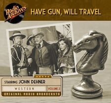 Have Gun Will Travel  Old Time Radio Shows CD 106 episodes