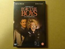 DVD / FOR THE BOYS ( BETTE MIDLER, JAMES CAAN )