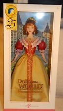 Barbie Princess of Holland Dolls of the World MIB Pink Label 2004