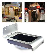 24 LED Solar Power Motion Sensor Garden Security Lamp Outdoor Waterproof Light