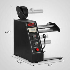 Automatic Auto Label Dispenser Stripper Separating Machine Al 1150d New