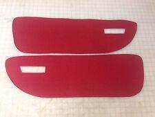 Red Tweed Door Panel Insert 1994-2001 Acura Integra JDM inserts