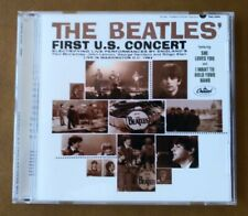 The Beatles First U.S. Concert CD! Live from Washington DC! NEW!