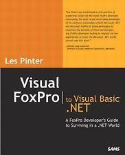 Visual FoxPro to Visual Basic .NET, Pinter, Les